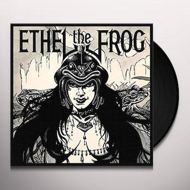 Ethel The Frog Vinyl Record