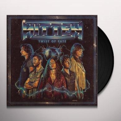 Hitten TWIST OF FATE Vinyl Record