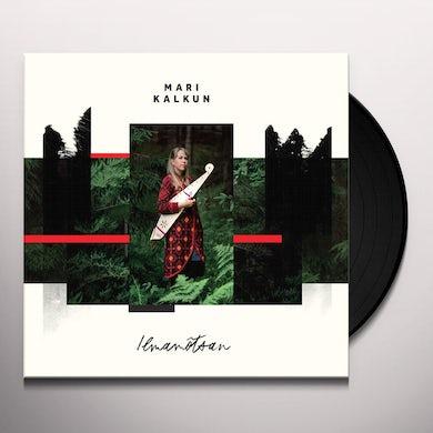 Mari Kalkun ILMAMOTSAN Vinyl Record