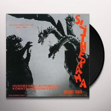SLITHERAMA 3: PSYCHEDELIC TOKYO 1966-1969 / VAR Vinyl Record