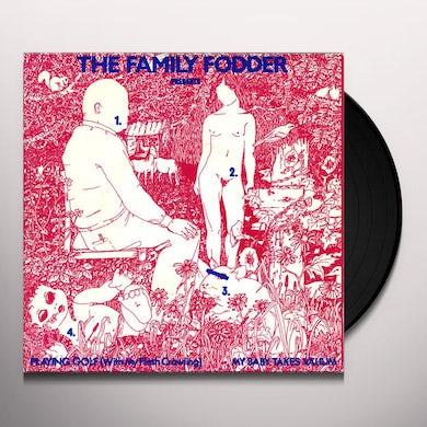 Family Fodder PLAYING GOLF Vinyl Record