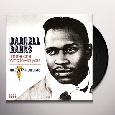 Darrell Banks I'M THE ONE WHO LOVES YOU Vinyl Record