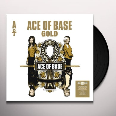 Ace of Base GOLD Vinyl Record