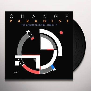 Change PARADISE: THE ULTIMATE COLLECTION 1980-2019 Vinyl Record