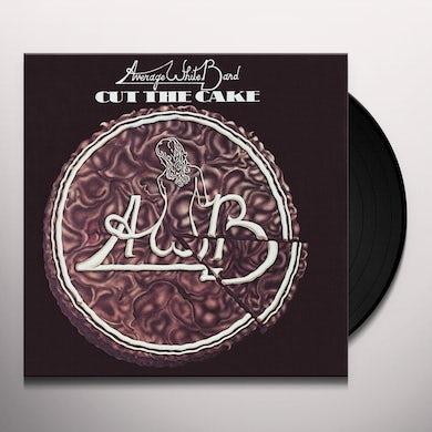 Average White Band CUT THE CAKE Vinyl Record