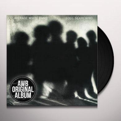 Average White Band SOUL SEARCHING Vinyl Record
