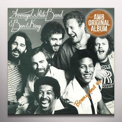 Average White Band BENNY & US Vinyl Record