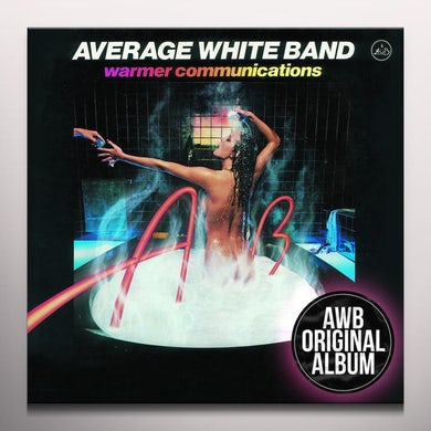 Average White Band WARMER COMMUNICATIONS Vinyl Record