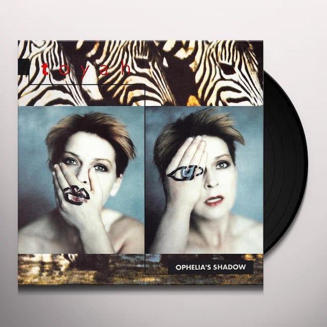 Toyah OPHELIA'S SHADOW Vinyl Record