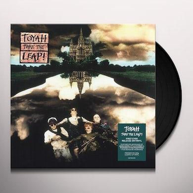 Toyah TAKE THE LEAP PLUS Vinyl Record