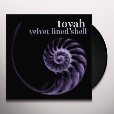 Toyah VELVET LINED SHELL Vinyl Record