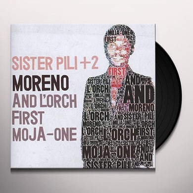 Moreno / L'Orch First Moja-One DANGER GIRL Vinyl Record