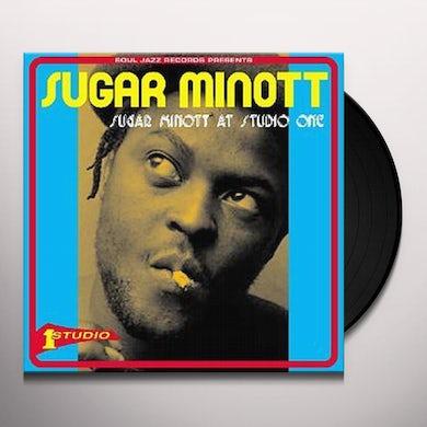 SUGAR MINOTT AT STUDIO ONE Vinyl Record