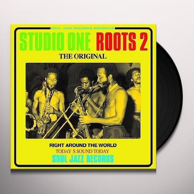 STUDIO ONE ROOTS 2 / VARIOUS Vinyl Record