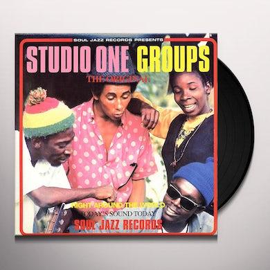 Studio One Groups / Various Vinyl Record