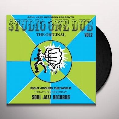 SOUL JAZZ RECORDS RECORDS  STUDIO ONE DUB 2 Vinyl Record