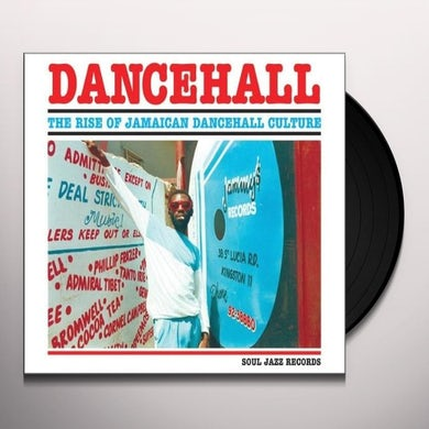 Dancehall 1: Rise Of Jamaican Dancehall / Various Vinyl Record