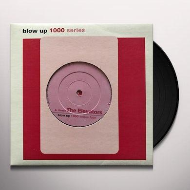 Elevators SHAVE Vinyl Record