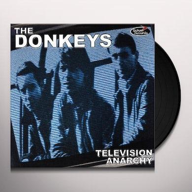 The Donkeys TELEVISION ANARCHY (Vinyl)