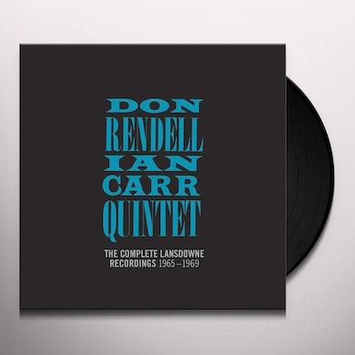 Don Rendell-Ian Carr COMPLETE LANSDOWNE RECORDINGS Vinyl Record