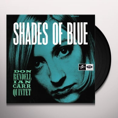 Don Rendell-Ian Carr SHADES OF BLUE Vinyl Record