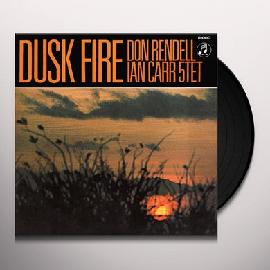 Don Rendell-Ian Carr DUSK FIRE Vinyl Record