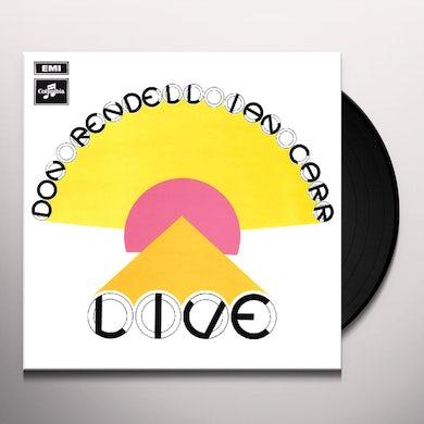 Don Rendell-Ian Carr LIVE Vinyl Record