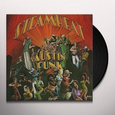 Steamheat AUSTIN FUNK Vinyl Record