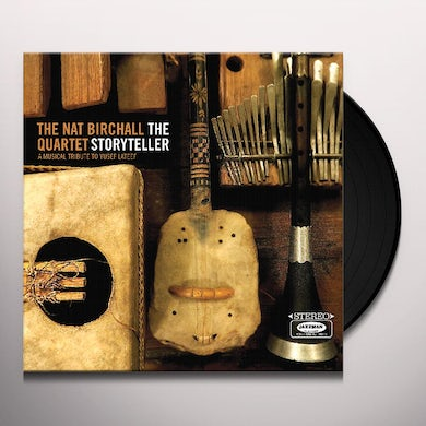 Nat Birchall STORYTELLER: A MUSICAL TRIBUTE TO YUSEF LATEEF Vinyl Record