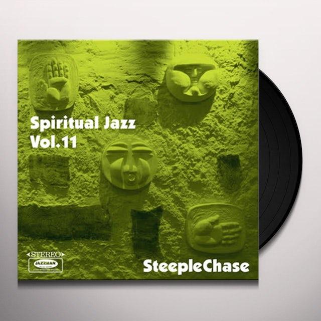 Spiritual Jazz 11: Steeplechase / Various Vinyl Record