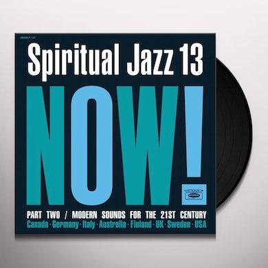 SPIRITUAL JAZZ 13: NOW PART 2 / VARIOUS Vinyl Record