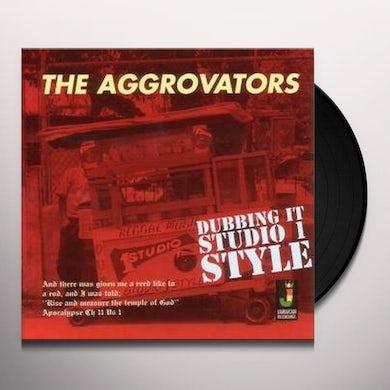 Aggrovators DUBBING IT STUDIO 1 STYLE Vinyl Record