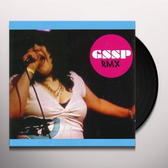 Gossip LISTEN UP! Vinyl Record