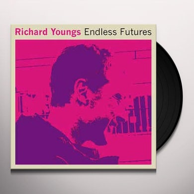 Richard Youngs ENDLESS FUTURES Vinyl Record