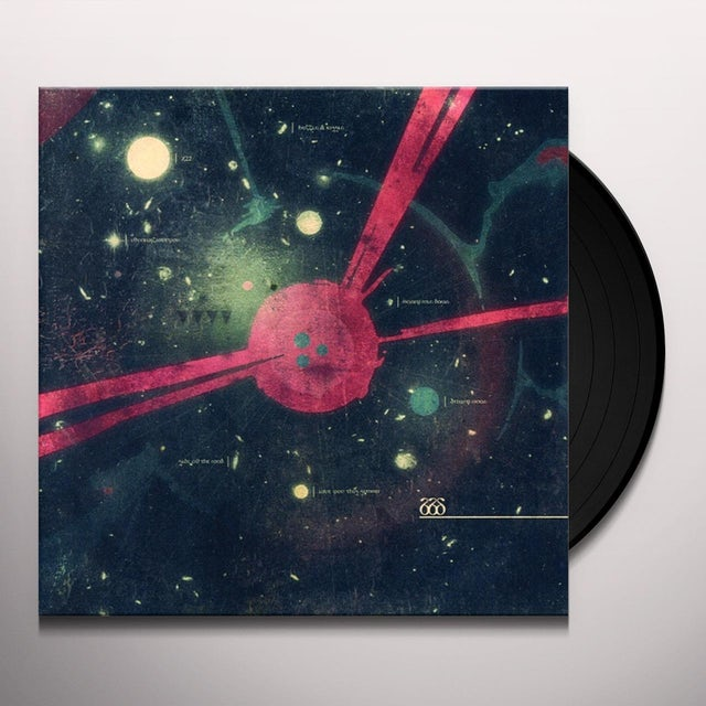 Big Black Delta Vinyl Record