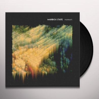 Maribou State PORTRAITS Vinyl Record