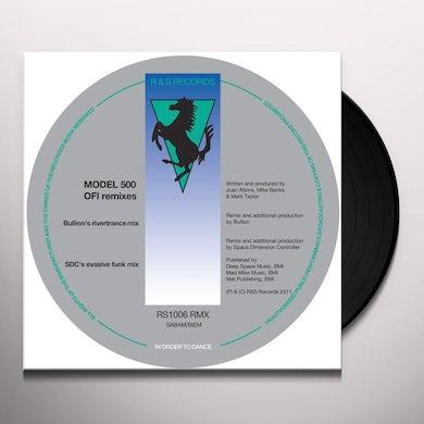 Model 500 OFI REMIXES Vinyl Record