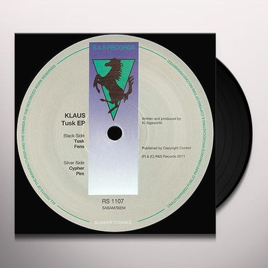 Klaus TUSK Vinyl Record