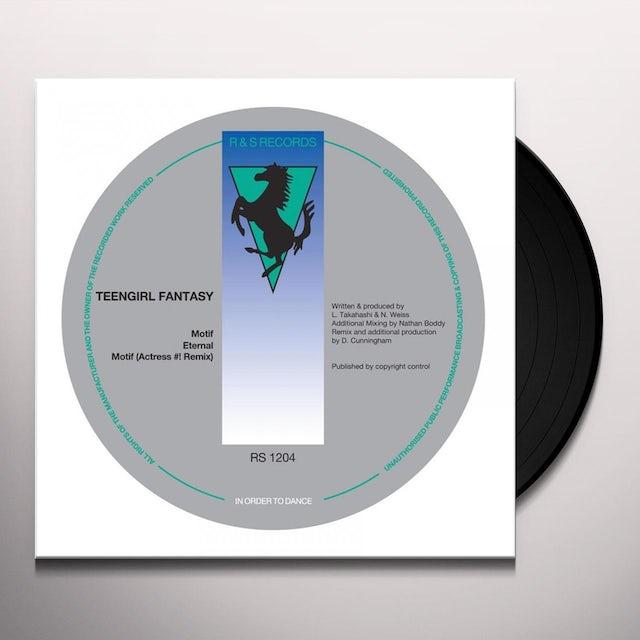 Teengirl Fantasy MOTIF Vinyl Record