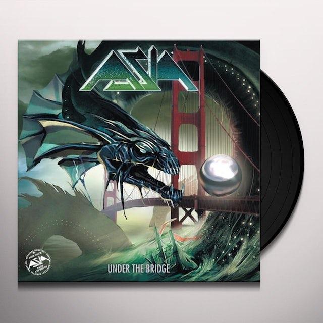 Asia UNDER THE BRIDGE Vinyl Record