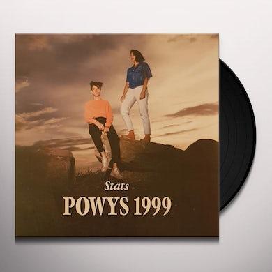 STATS POWYS 1999 Vinyl Record