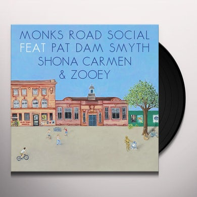Monks Road Social SHONA CARMEN / PAT DAM SMYTH Vinyl Record