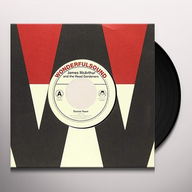James Mcarther & The Head Gardners TOURIST TOWN / PLANE SAILORS Vinyl Record