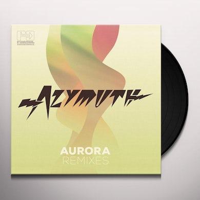Azymuth AURORA REMIXED Vinyl Record