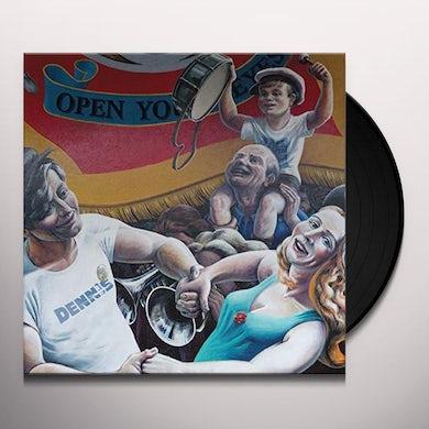 Dennis OPEN YOUR EYES Vinyl Record