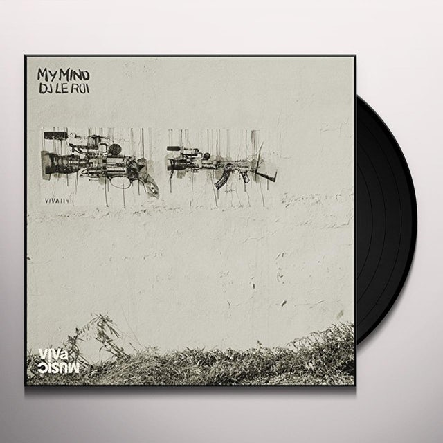 Dj Le Roi MY MIND EP (UK) (Vinyl)