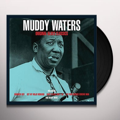 Muddy Waters ORIGINAL BLUES CLASSIC Vinyl Record