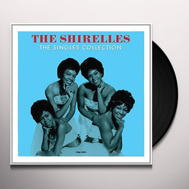 The Shirelles SINGLES COLLECTION Vinyl Record