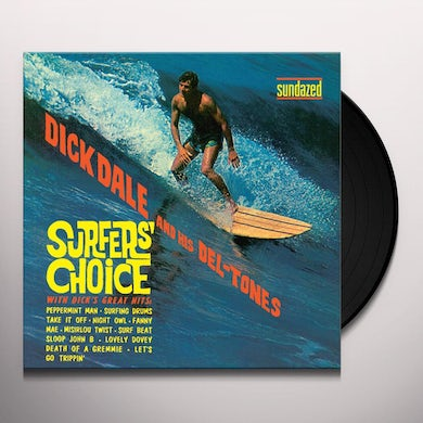 Dick Dale SURFER'S CHOICE Vinyl Record