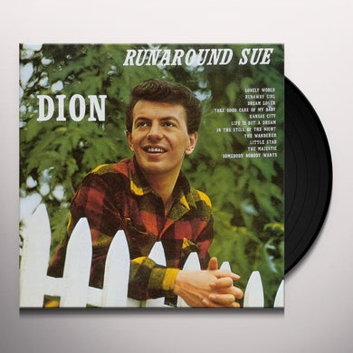 VERY BEST OF DION & THE BELMONTS Vinyl Record